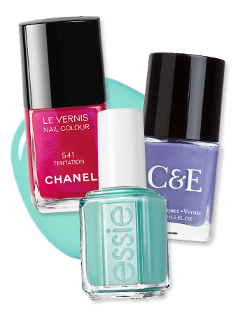 768 Million on Nail Polish in 2012 : InStyle.com What's Right Now