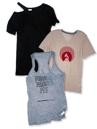Grammy Label Clothing