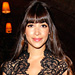 Found It! New Girl Star Hannah Simone's Navy Lace Dress