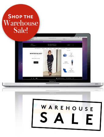 Barneys Warehouse Online
