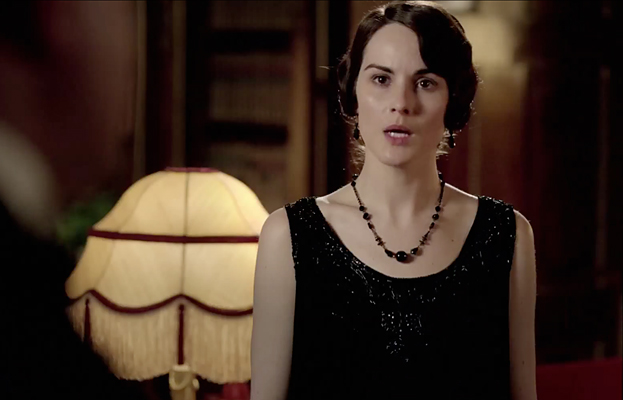Downton Abbey Michelle Dockery