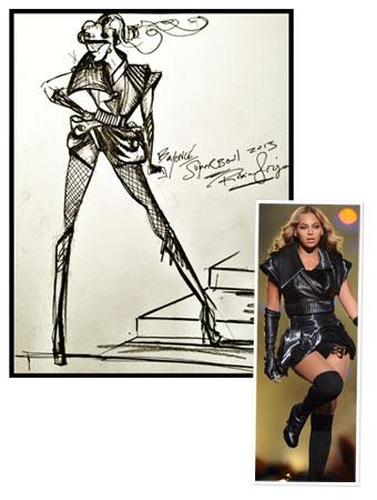 Super Bowl Beyonce