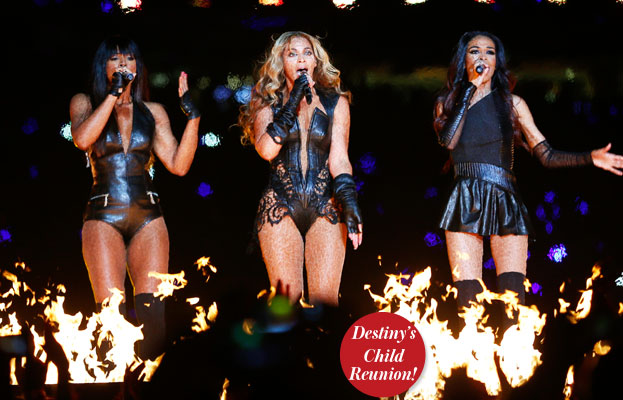 Super Bowl Destiny&#039;s Child