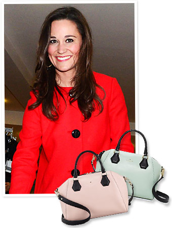 Pippa Middleton Kate Spade