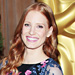 Jessica Chastain Didn't Dream of Wedding Dresses, Only Oscar Dresses