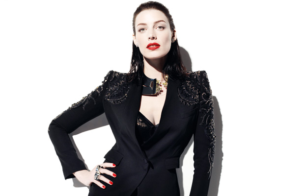 Jessica Pare InStyle