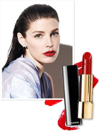 Jessica Pare Lipstick