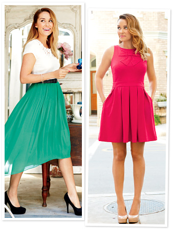 LC Lauren Conrad spring 2013