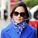 Pippa Middleton's Printed Blue Scarf: Now Available