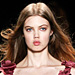 Runway Beauty Look We Love: Pretty Down &#039;Dos at Jill Stuart