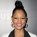 Grammys Nail Art: Garcelle Beauvais Embraces Emerald, the Color of the Year