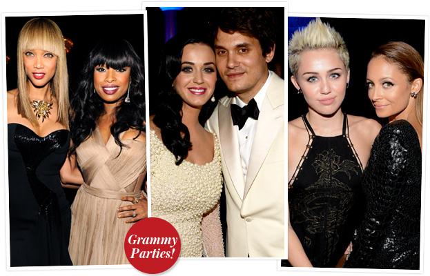 Pre-Grammy Parties