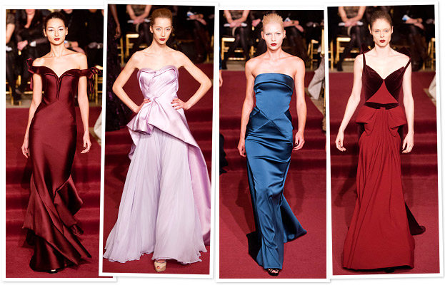 Zac Posen Oscars Dresses