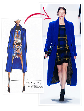 Milly fall 2013 sketch