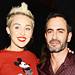 See Fashion Week&#039;s Celebrity Fans: Miley Cyrus, Jessica Chastain, and More