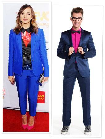 Rashida Jones Brad Goreski