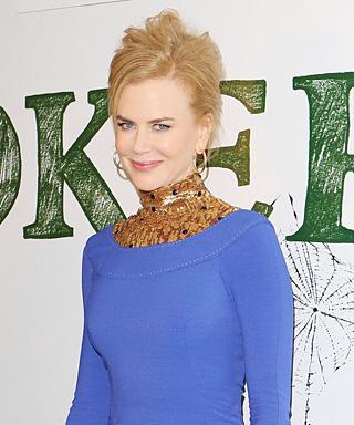 Nicole Kidman L'Wren Scott