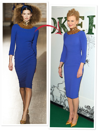 Nicole Kidman L&#039;Wren Scott