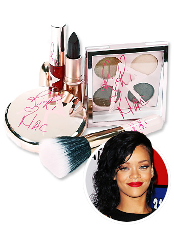 Rihanna - MAC