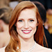 "Jessica Chastain on Her Famous Red Hair: ""It Became a Badge of Honor"""