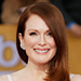 Julianne Moore's Liz Taylor Necklace, Leonardo DiCaprio's Commercial, and More!
