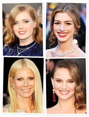 Oscar Hairstyles