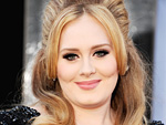 Adele Oscars Hair and Makeup