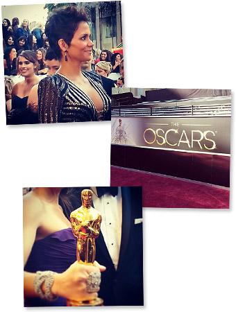 Oscars, Halle Berry