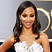 Oscars 2013: Designer Red Carpet Debut! Alexis Mabille for Zoe Saldana