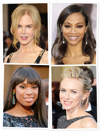 Oscars 2013 jewelry