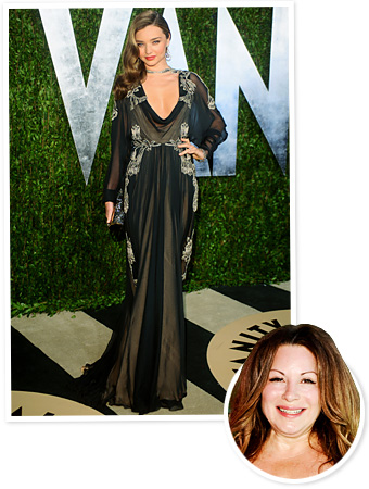 Miranda Kerr, 2013 Oscars