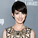 Anne Hathaway's Busy (and Chic) Awards Season Red Carpet Run