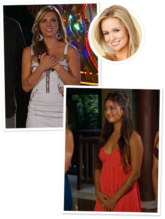 Emily Maynard's favorite looks on The Bachelor