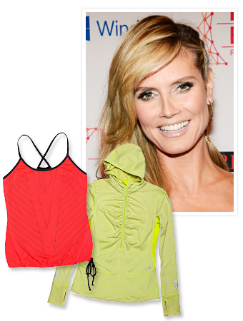 Heidi Klum New Hair Celebrity Inspired Style And Beauty Kootation