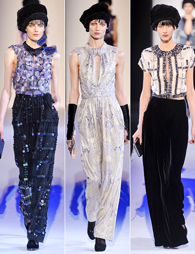 Milan Fashion Weel fall 2013