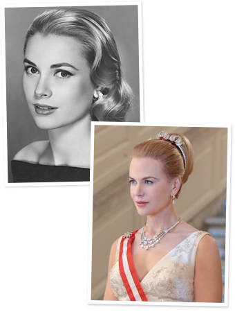 Grace Kelly, Nicole Kidman