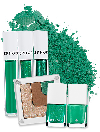 Sephora - Pantone - Emerald