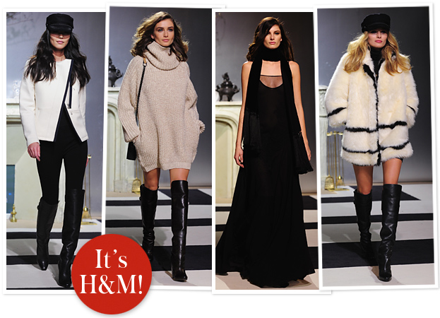 H&amp;M Paris Fashion Week