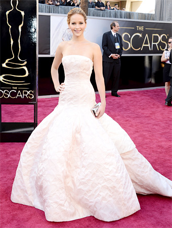 Oscars, Jennifer Lawrence