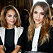 Stars at Paris Fashion Week: Kim Kardashian, Nicole Richie, Jessica Alba, and More