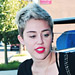 Miley Cyrus&#039;s New &quot;Platinum&quot; Blue Look: Do You Like It?