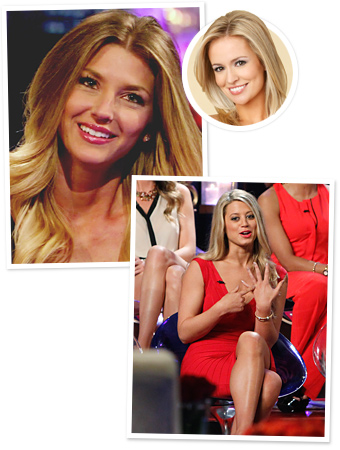 Emily Maynard&#039;s favorite looks from The Bachelor