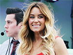Lauren Conrad Black Halo Miami Fashion Week