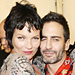 Stars at Paris Fashion Week: Naomi Watts, Jessica Chastain, Kate Moss, and More