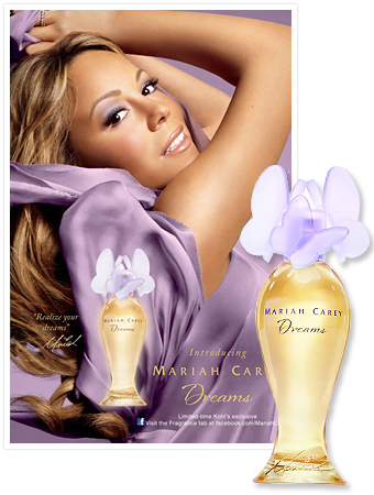 Mariah Carey Fragrance - Dreams