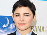 Ginnifer Goodwin - Blue Eyeliner