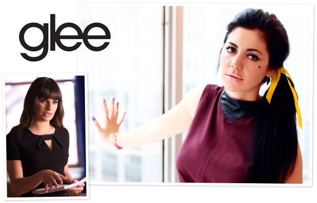 Marina and the Diamonds on GLee