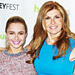 Nashville's Hayden Panettiere Is as Obsessed with Connie Britton's Hair as the Rest of Us
