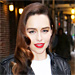 Congrats, Emilia Clarke! The Game of Thrones Star Makes Her InStyle Look of the Day Debut
