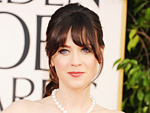 Zooey Deschanel Manicures